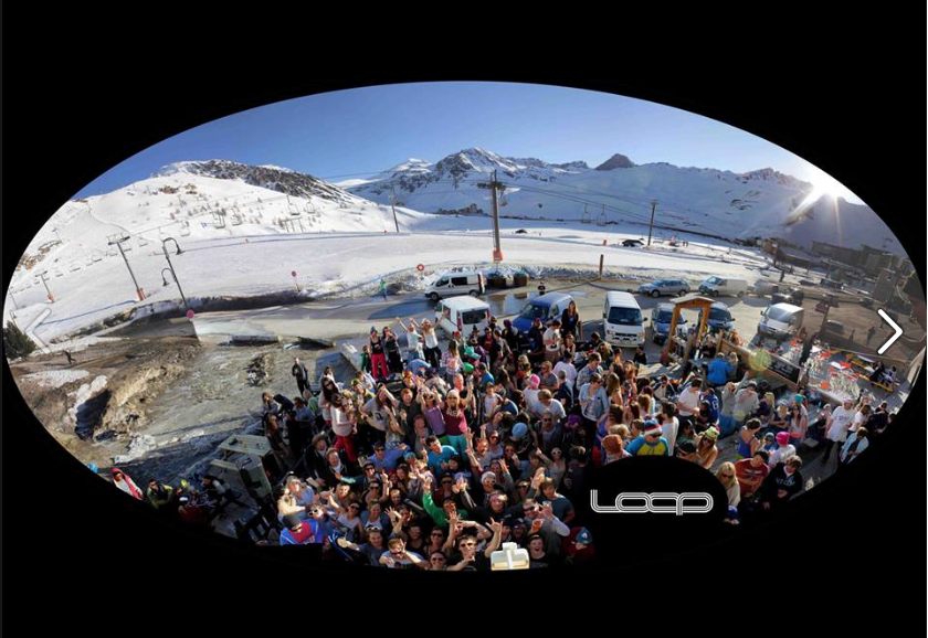 Loop Bar Apres Terrace